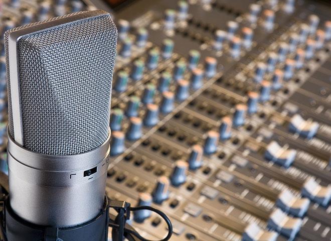 Wat heb je nodig voor een studio?