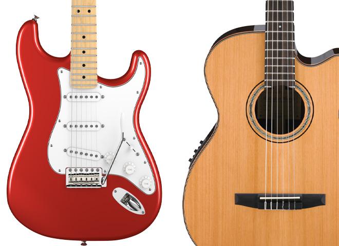 Welk muziekinstrument past bij mij?