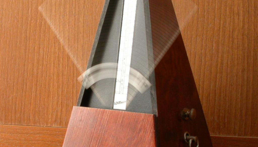 analoge-mechanische-metronoom