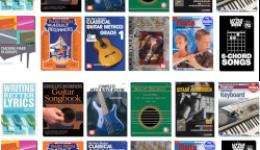 e-books muziekles