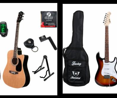 gitaar startersets