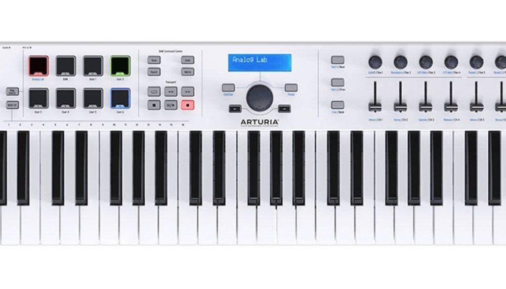 midi keyboard kopen